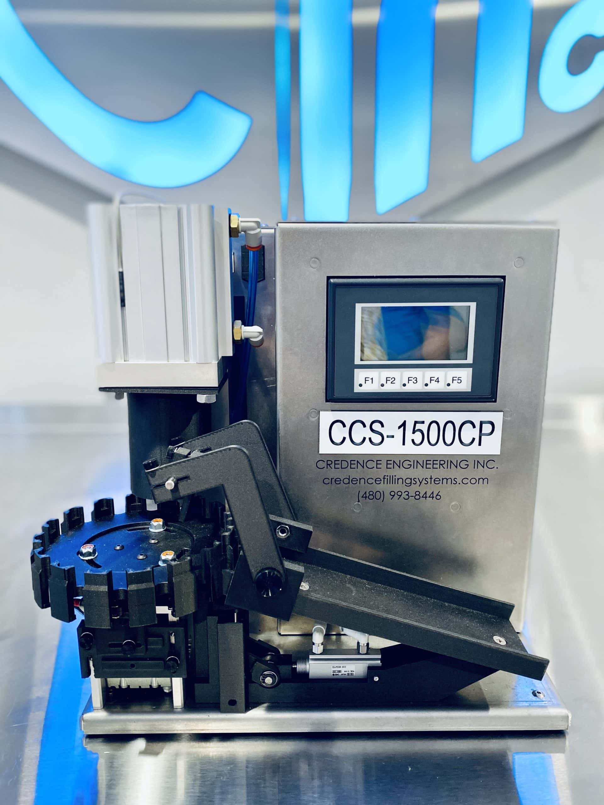 CCS-1500C Capping System